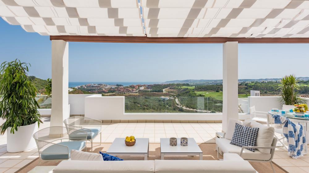 Terrazas De Cortesin Sea View One Marbella